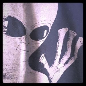 Rosewell, New Mexico Alien Zone tshirt